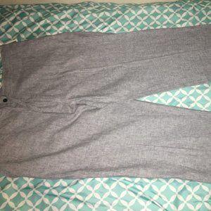 Cubavera Linen Cotton Blend Men's Resort Pants NWT